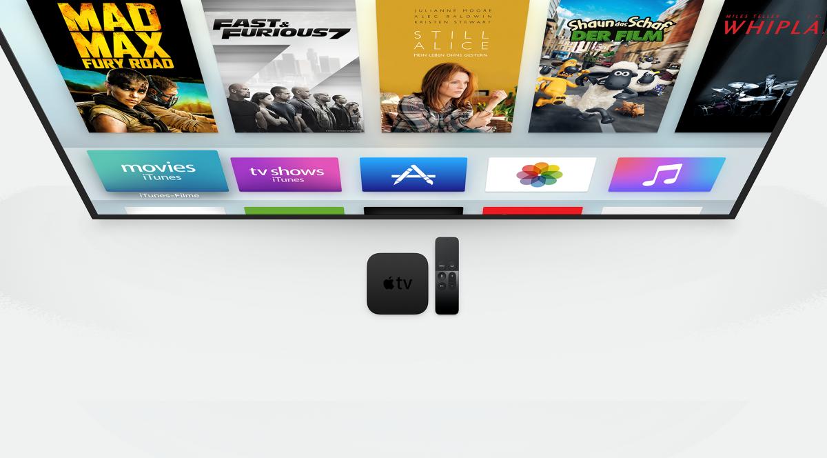 Apple TV 4 – neue Chancen für Apps?